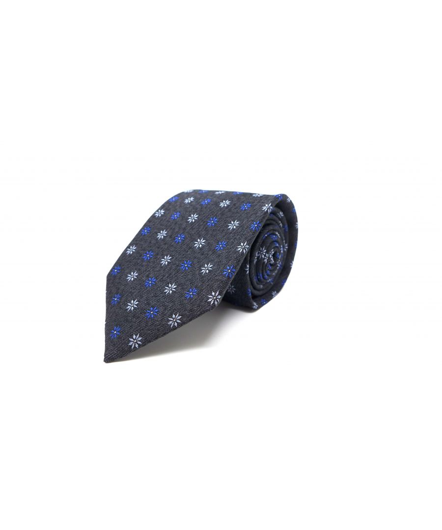 Image for SC TIE STAR ANISE CHARCOAL