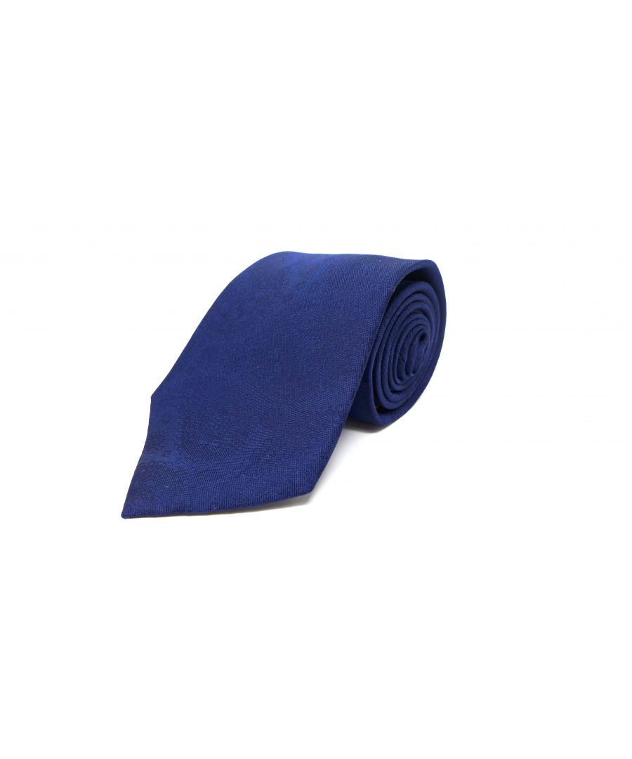 Image for SC TIE 10019 SILHOUETTE NAVY
