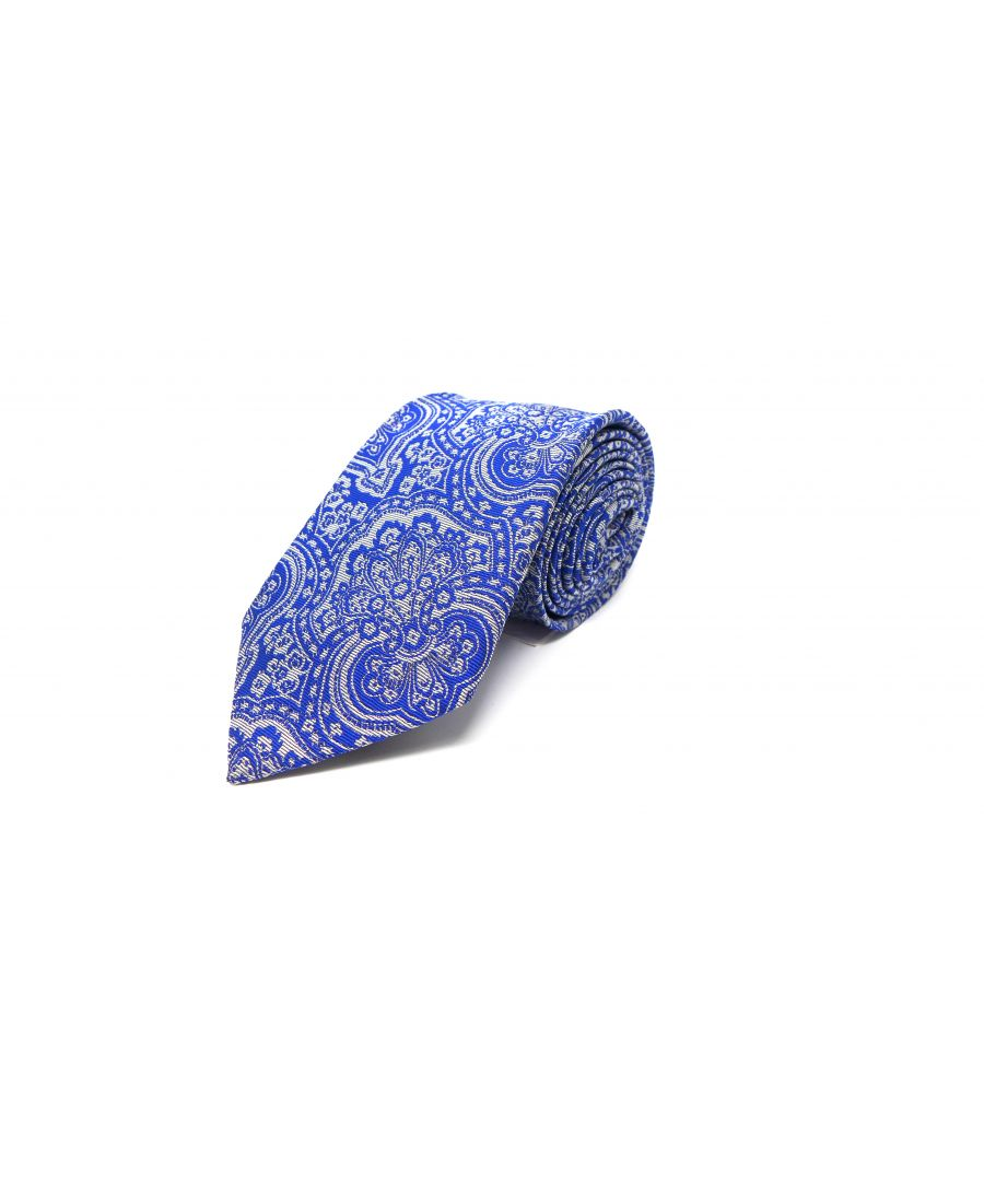 Image for SC TIE 10107 MAHARAJA BLUE