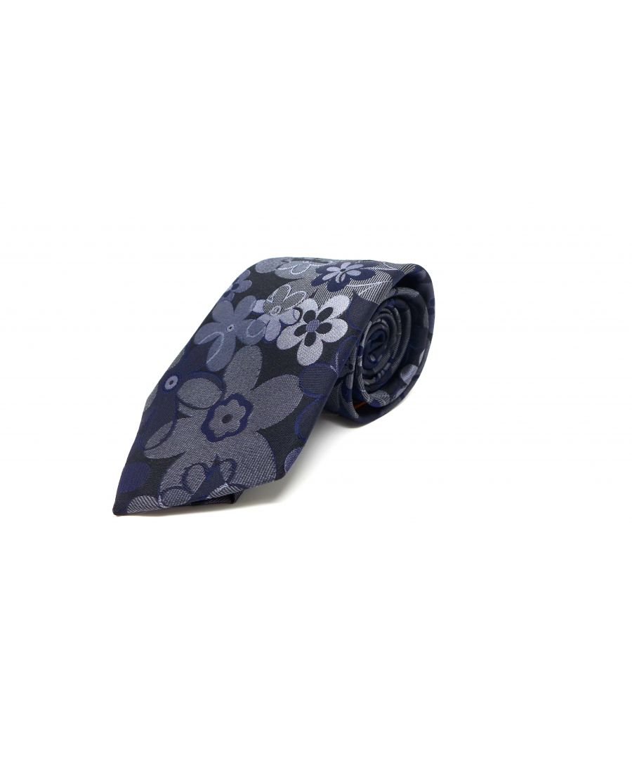 Image for SC TIE 9008 POPPY ANEMONE GREY