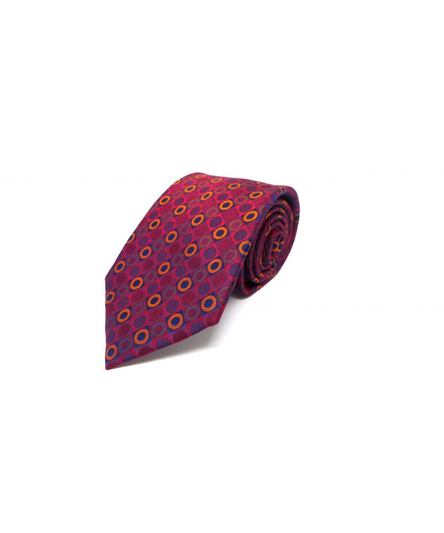 Image for SC TIE 10117 CHECKERS RED