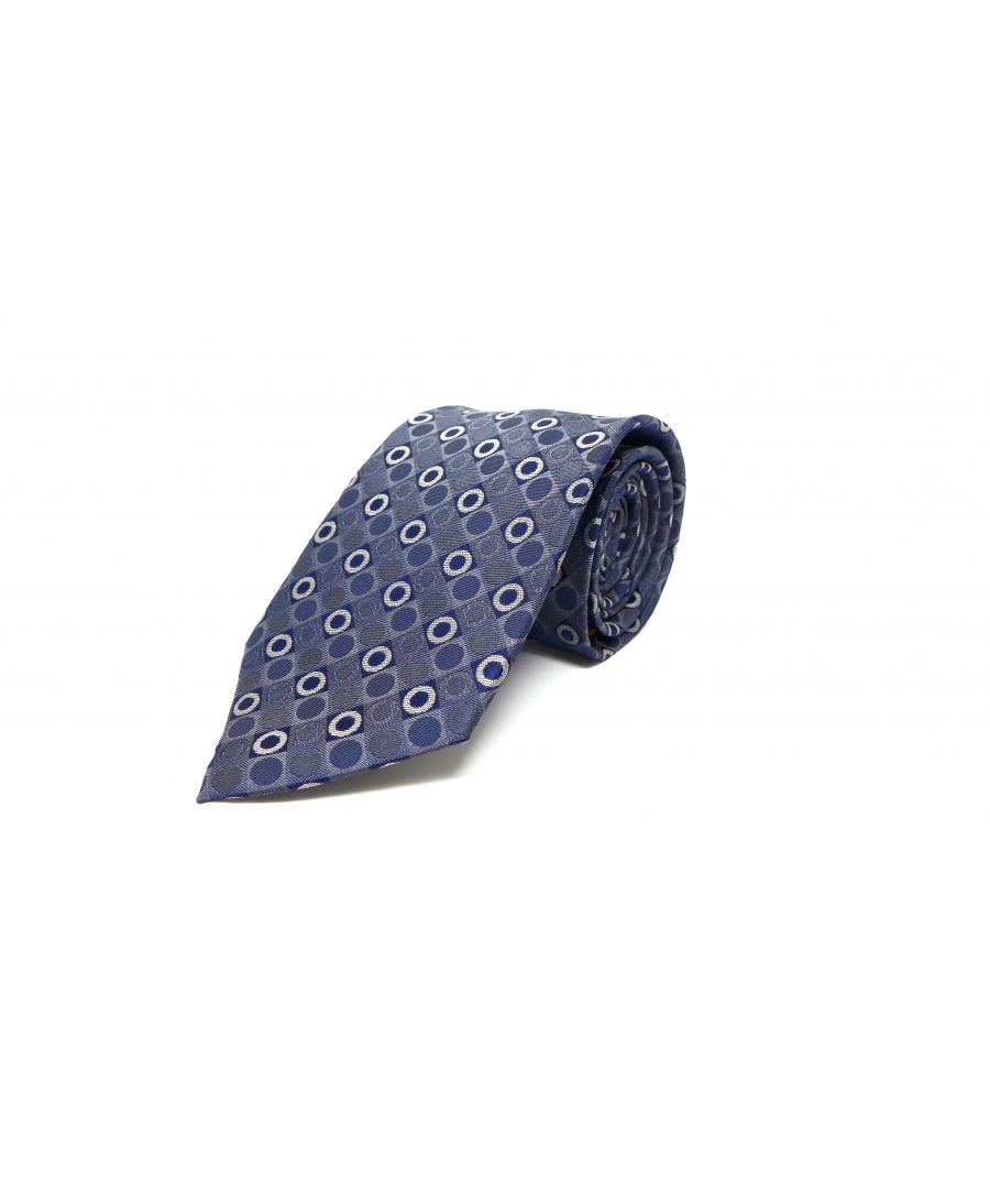 Image for SC TIE 10117 CHECKERS GREY