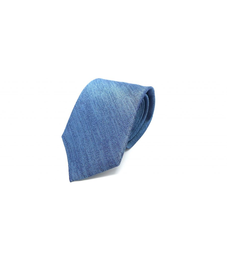 Image for SC TIE 10017 MOIRE TEAL