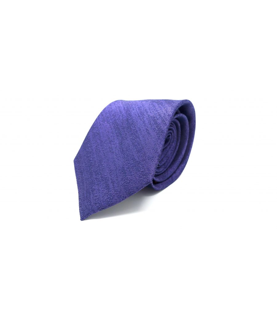 Image for SC TIE 10017 MOIRE PURPLE
