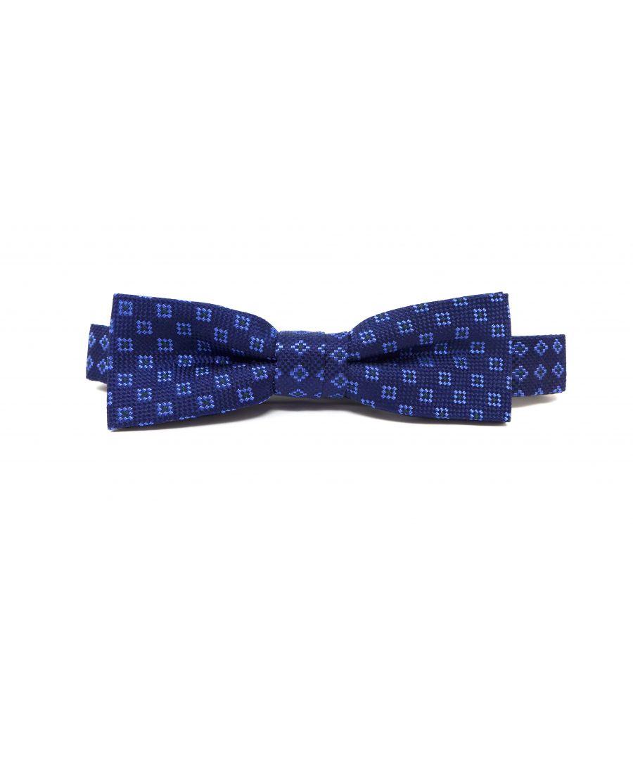Image for BOW TIE DIAMOND BLUE