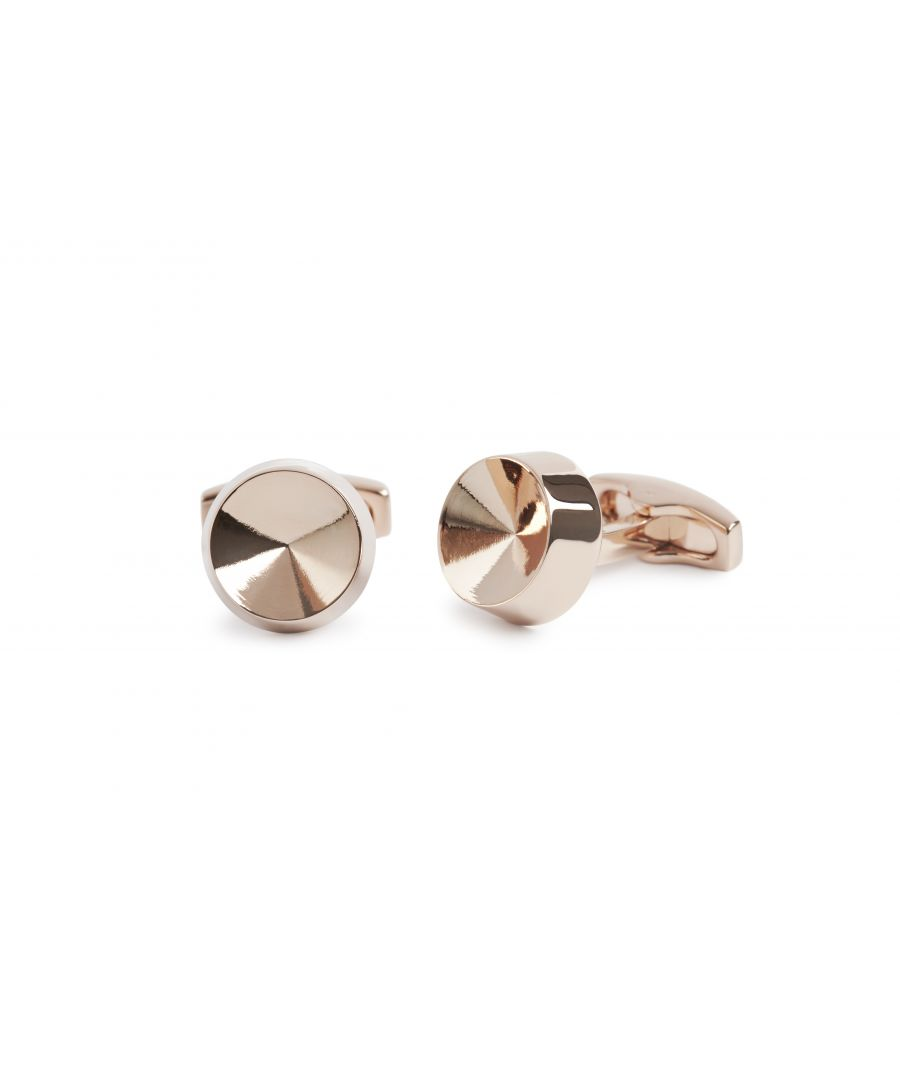 Image for Rosegold Dimple Dome