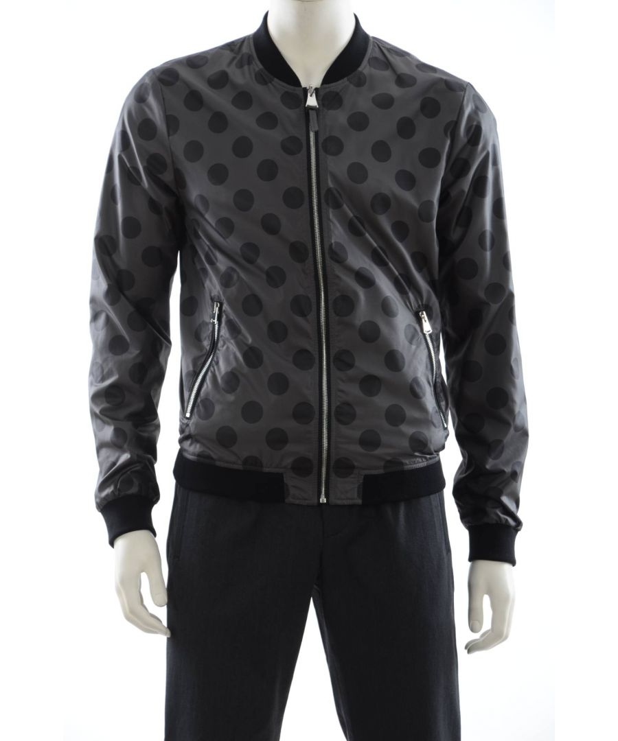 Image for Dolce & Gabbana Men's Reversible Bomber Jacket