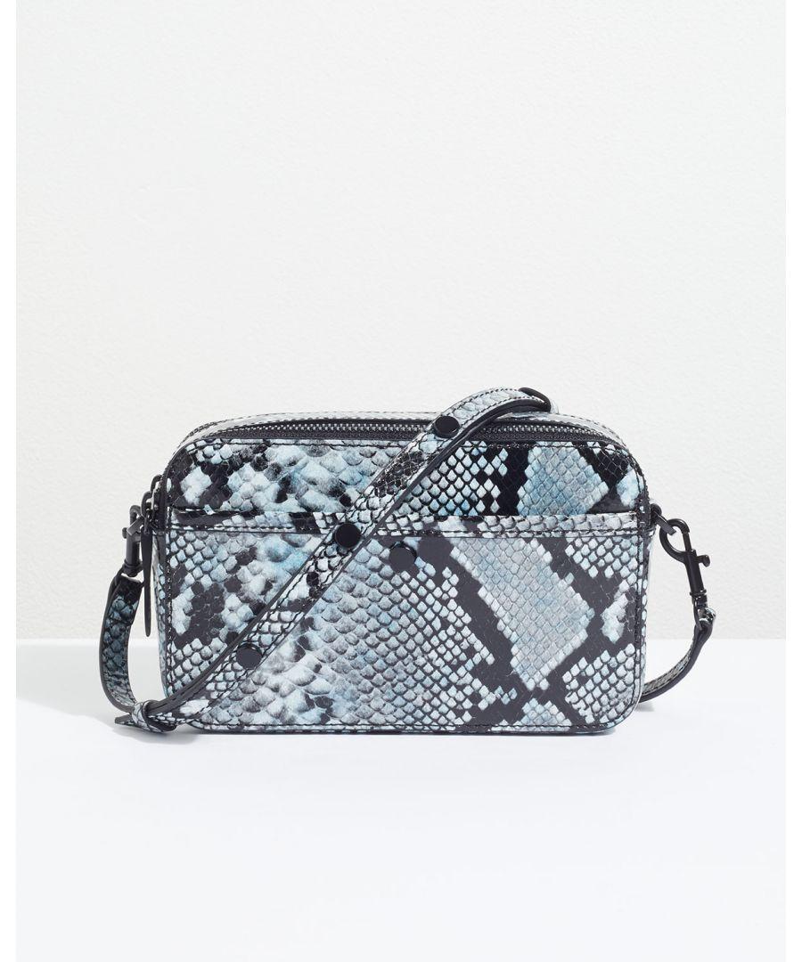 Image for Wren Crossbody Leather Bag