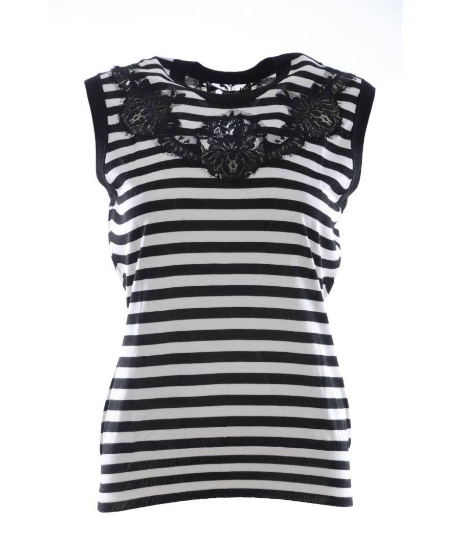 Image for Dolce & Gabbana Women Silk Top