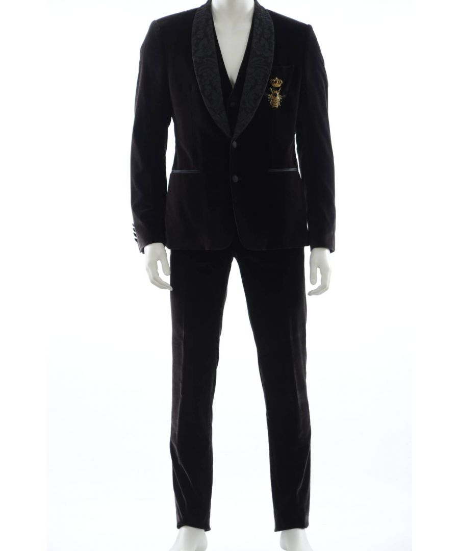 Image for Dolce & Gabbana Men's Suit