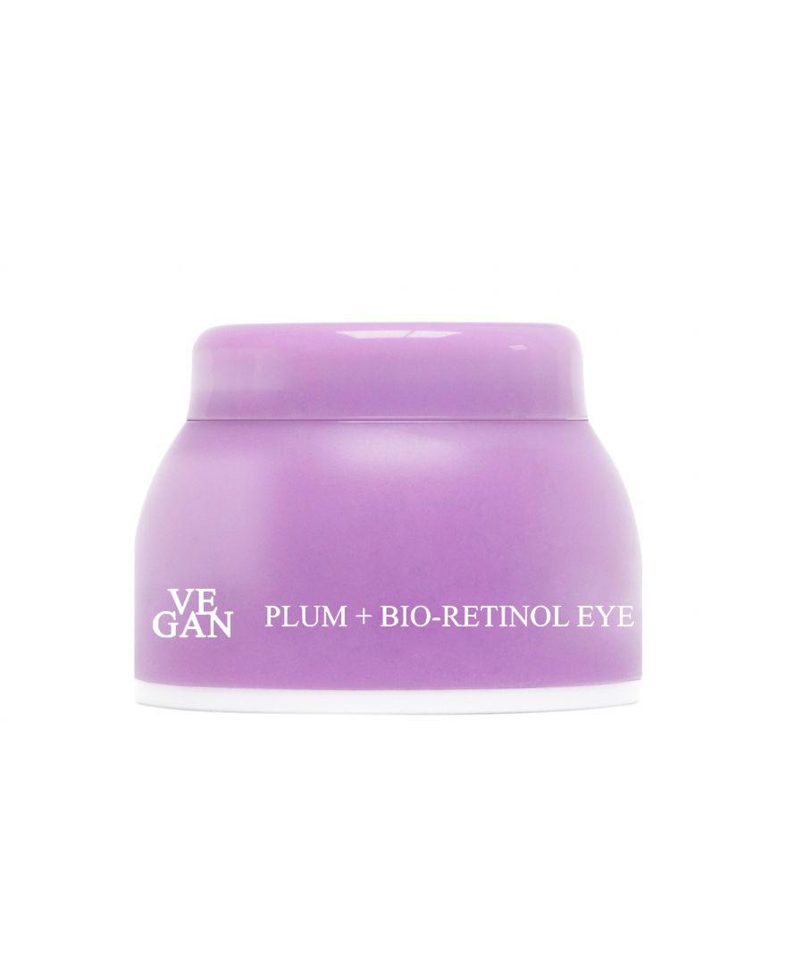 Image for PLUM + BIO-RETINOL eye cream 10ml