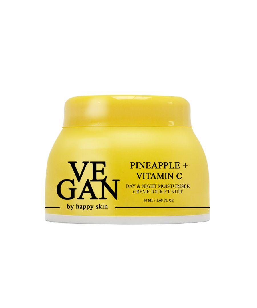 Image for PINEAPPLE + VITAMIN C day & night moisturiser 50ml