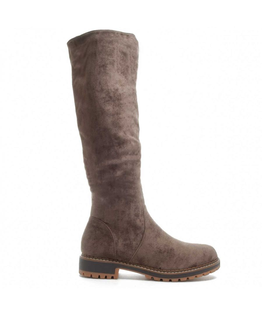 Image for Montevita Quality Boot in Taupe