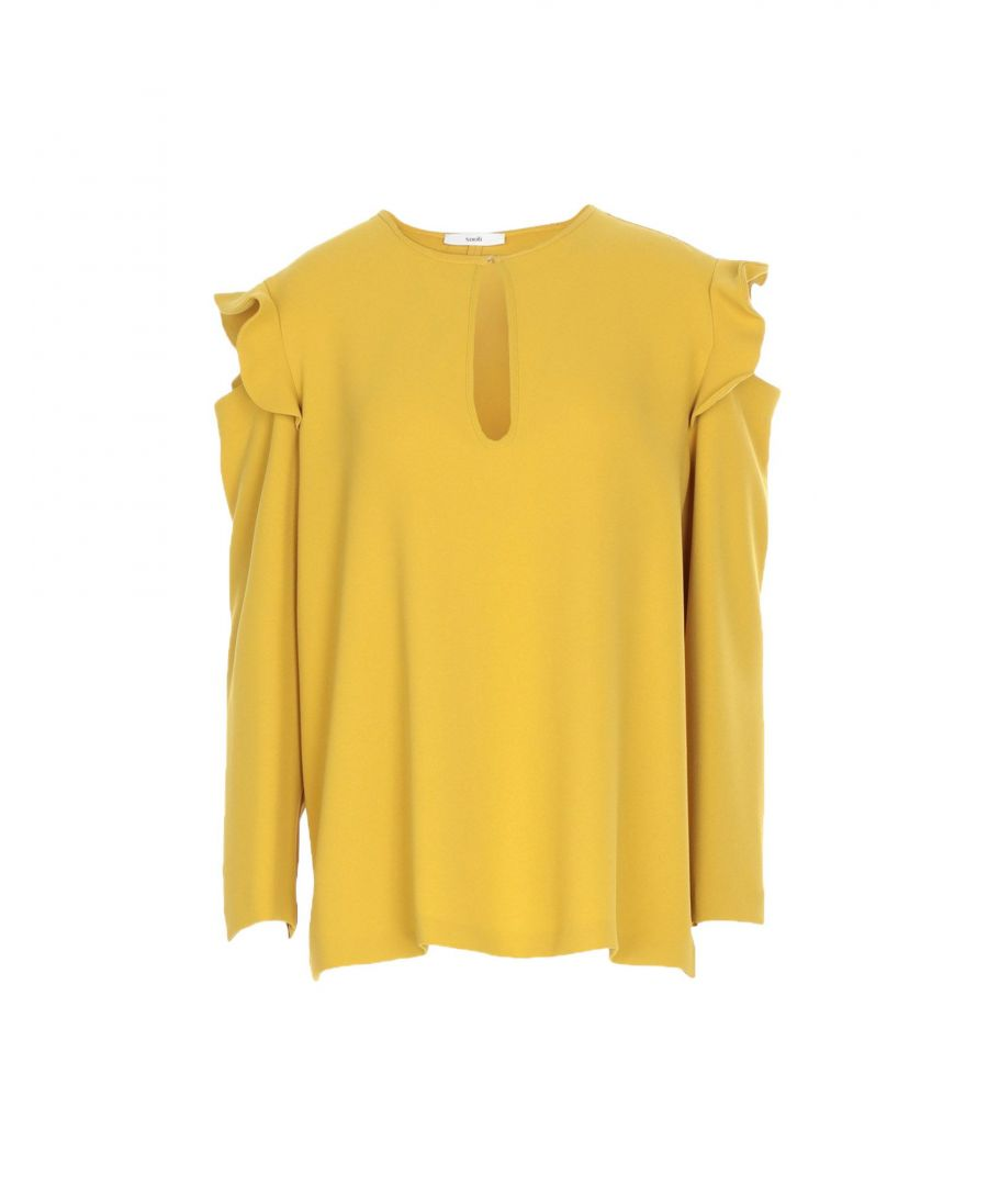 Image for Suoli Women's Blouse Polyester