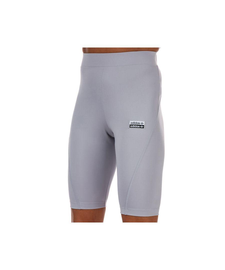Image for Women's adidas Originals R.Y.V. Short Tights in Grey