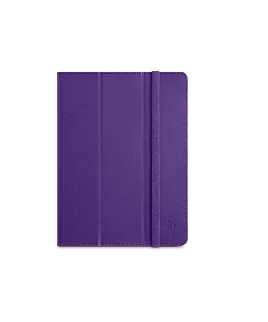 Image for Belkin Colour Duo Tri-Fold Cover with Stand for iPad Air in Purple