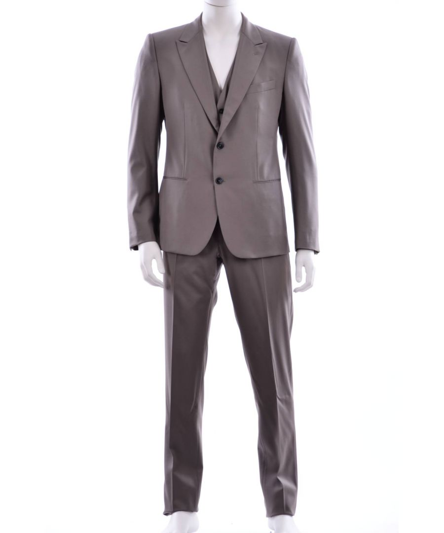 Image for Dolce & Gabbana Men's Classic Suit