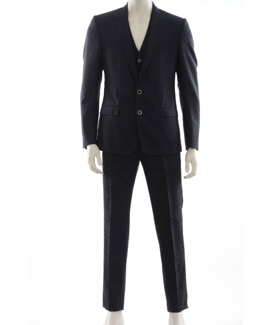 Image for Dolce & Gabbana Men's 2 Buttons Suit