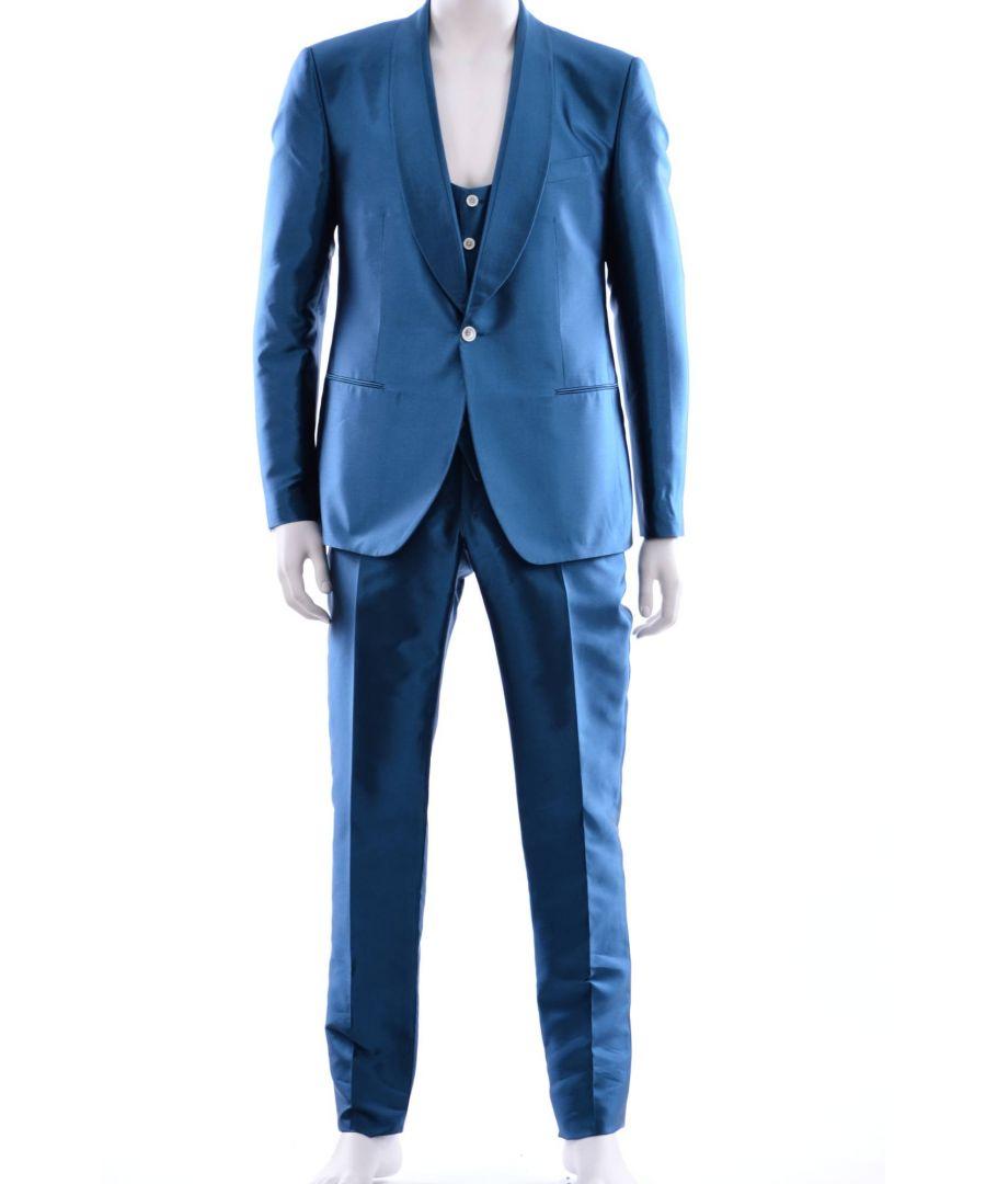 Image for Dolce & Gabbana Men's 1 Button Suit