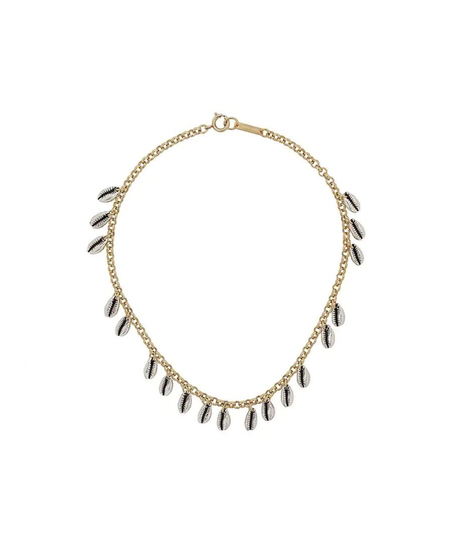 Image for ISABEL MARANT WOMEN'S CO025919A028B08SI SILVER METAL NECKLACE