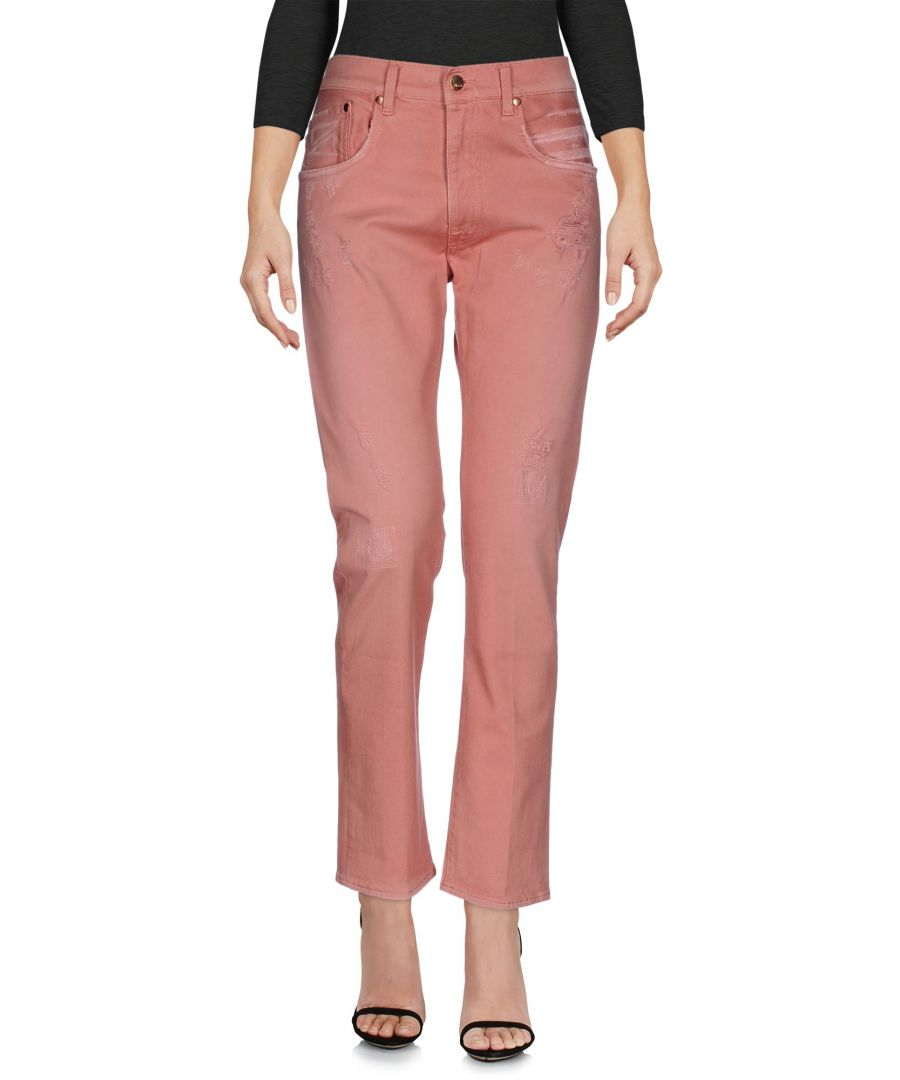 Image for (+) People Woman Denim trousers Cotton