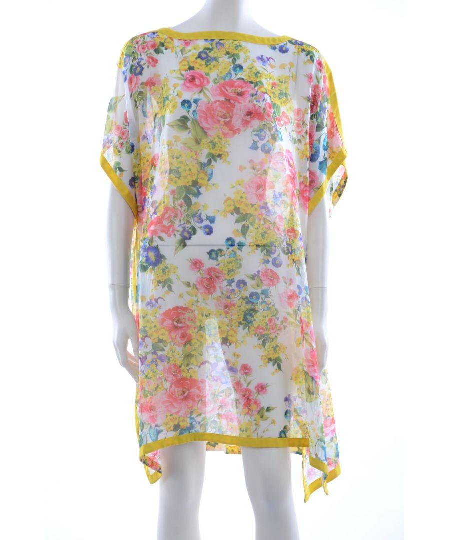 Image for Dolce & Gabbana Women Flower Print Camisole