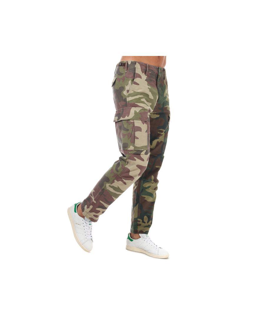 Image for Men's Levis Hi-Ball Cargo Pants in Camo