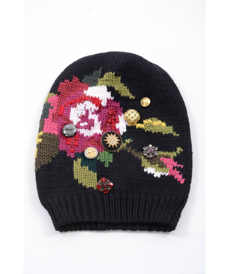 Image for Dolce & Gabbana Women Knitted Hat