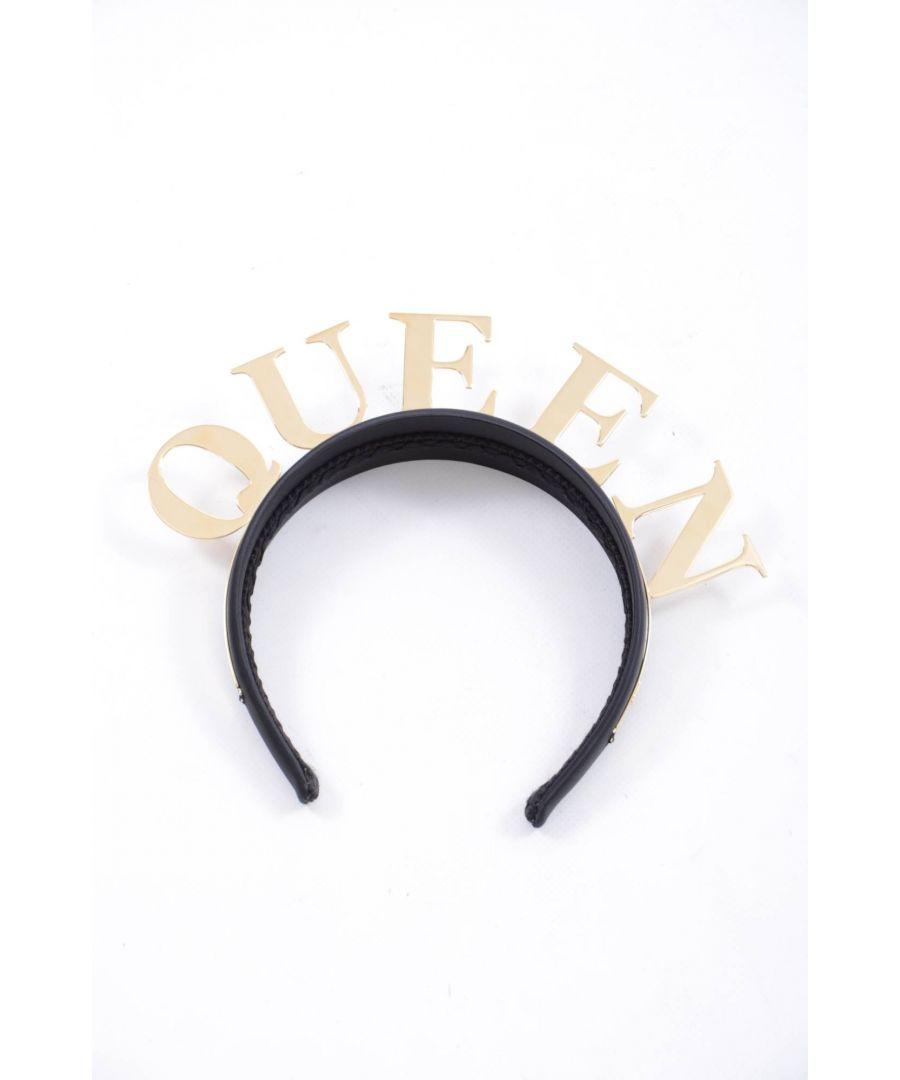 Image for Dolce & Gabbana Women's Queen Headband