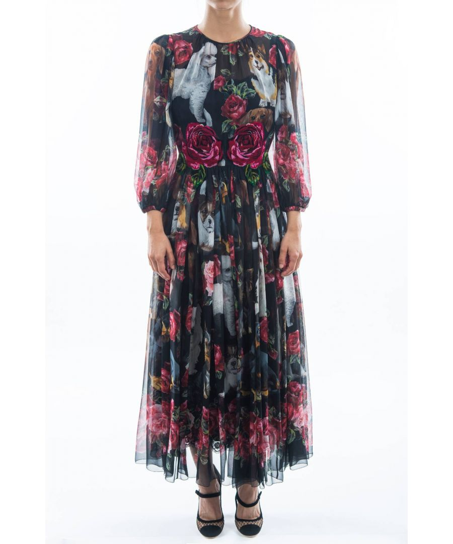 Image for Dolce & Gabbana Women's Long Dress