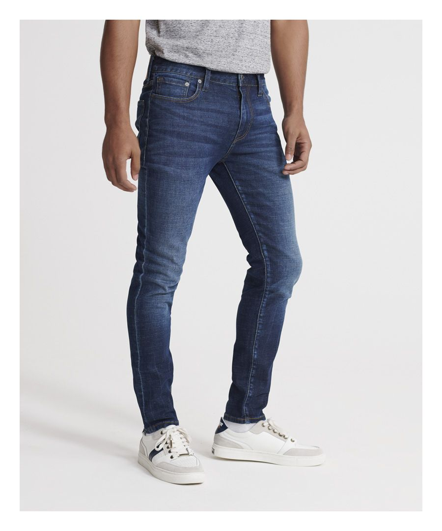 Image for Superdry 02 Travis Skinny Jeans
