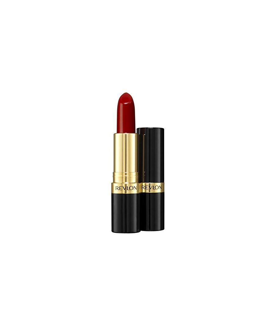 Image for Revlon Super Lustrous Crème Lipstick 4.2g -   730 Revlon Red
