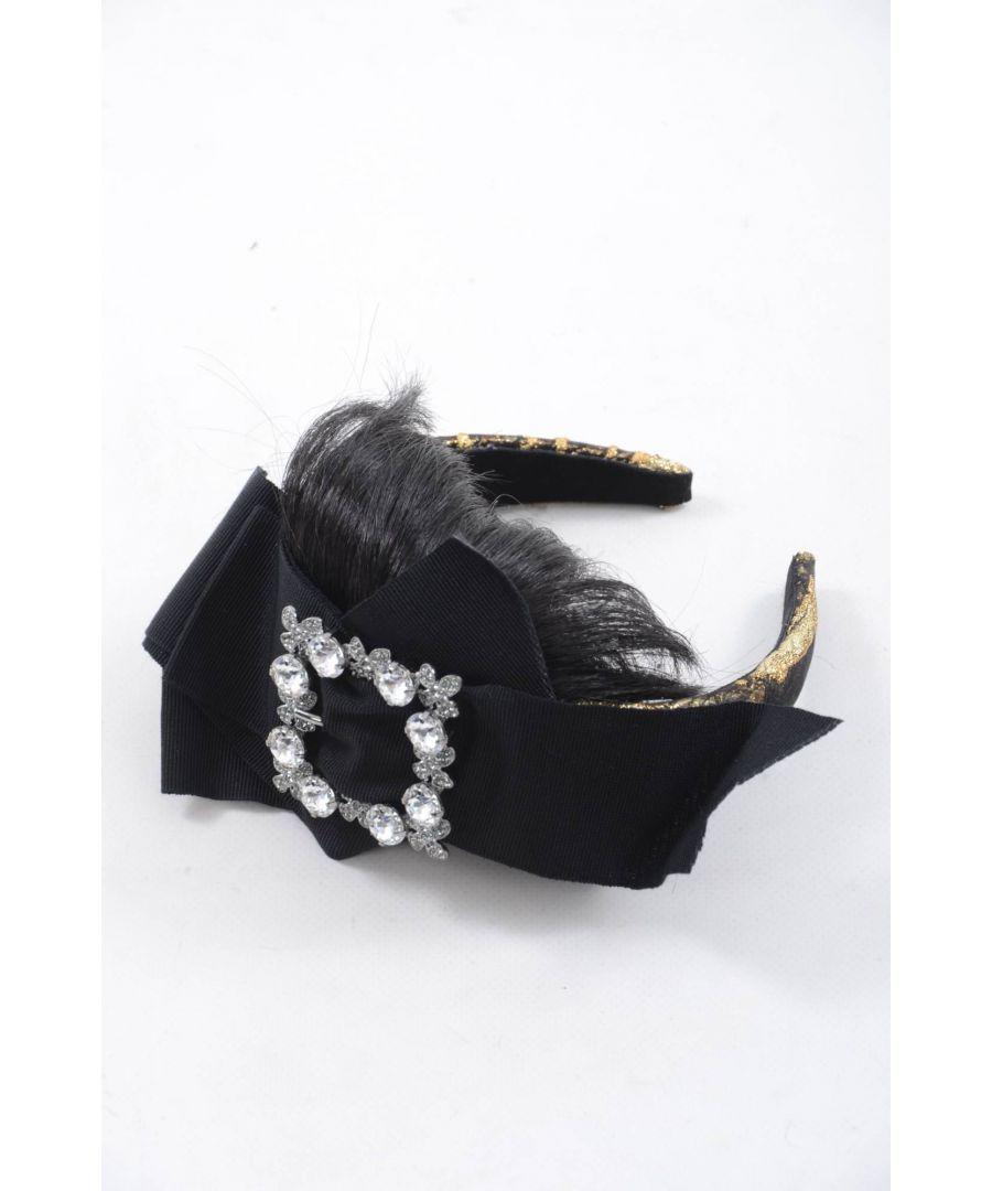 Image for Dolce & Gabbana Women's Bangs Headband