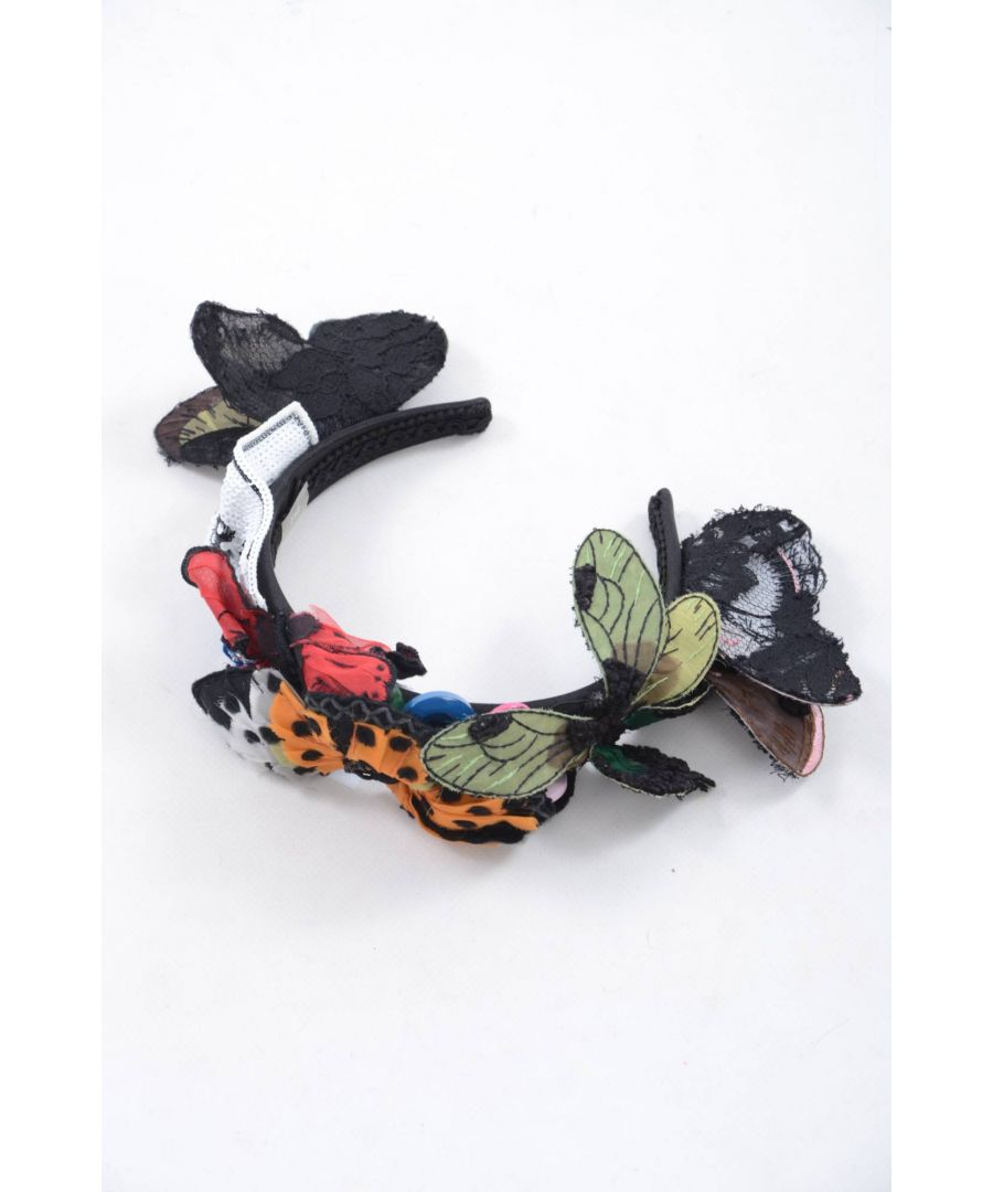 Image for Dolce & Gabbana Women's Butterflies Headband
