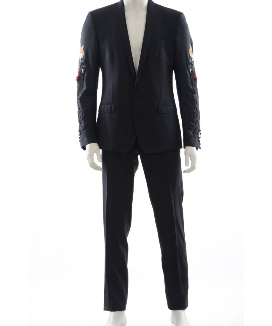 Image for Dolce & Gabbana Men's Suit