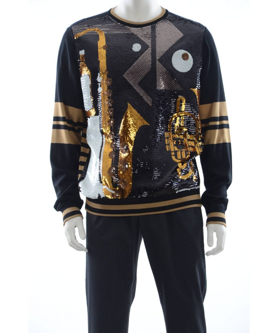 Image for Dolce & Gabbana Men's Sweater