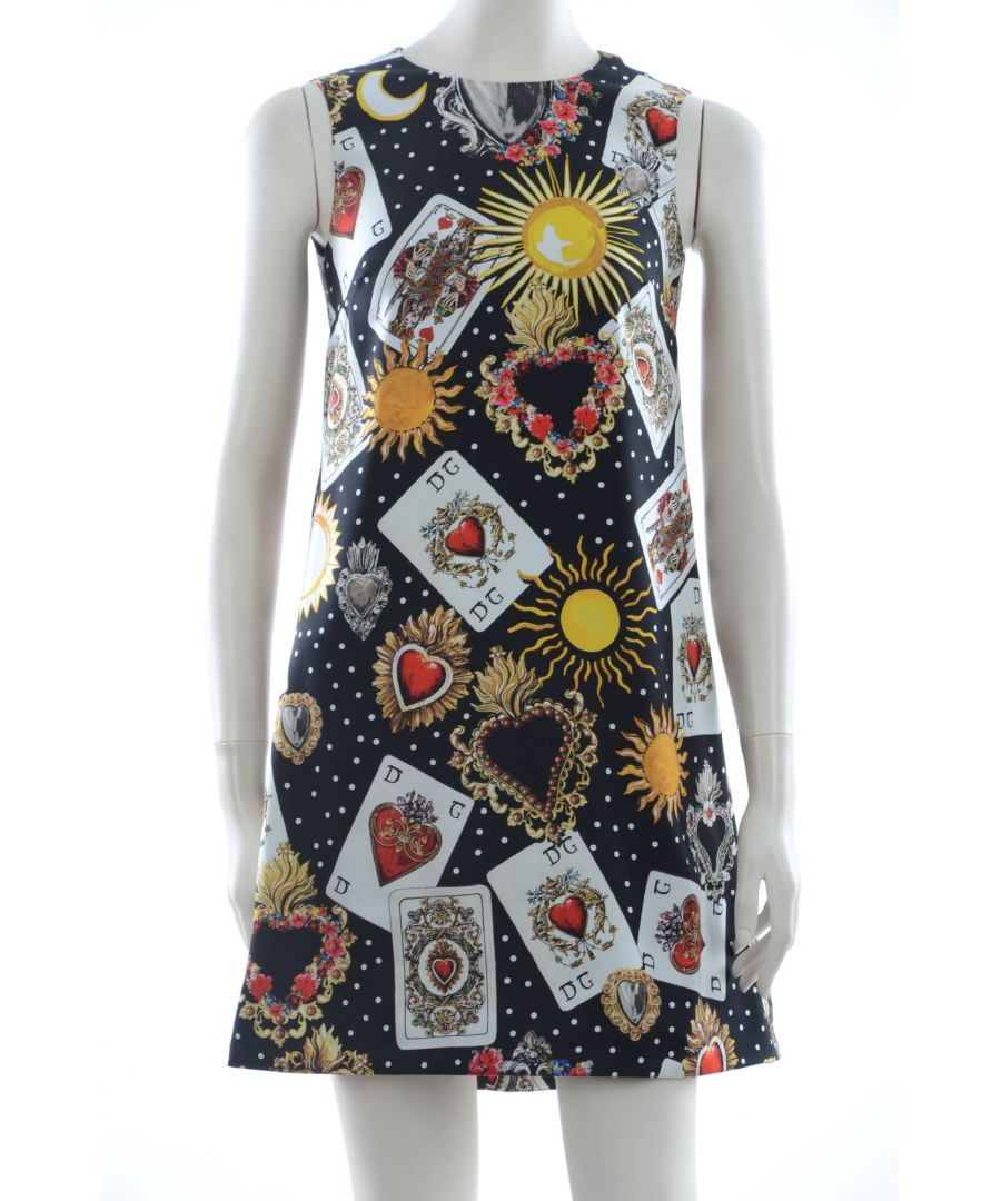 Image for Dolce & Gabbana Women's Silk Dress