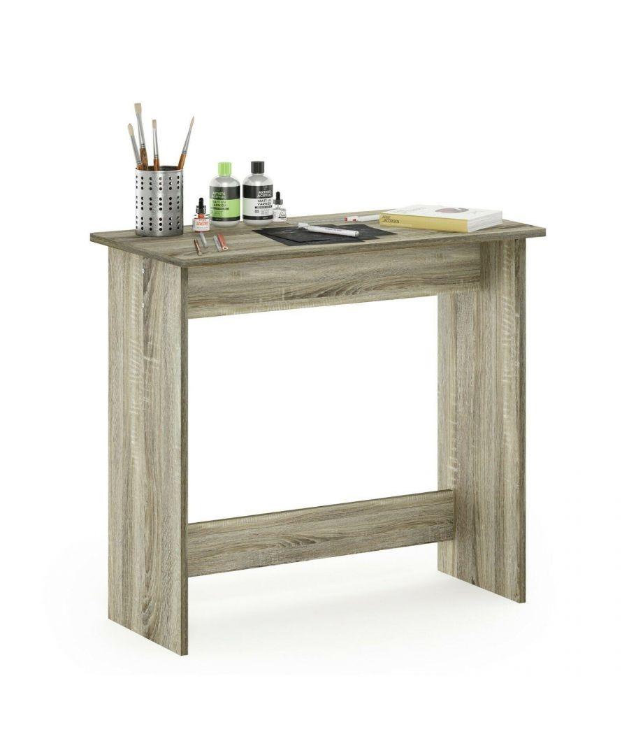 Image for Furinno Simplistic Study Table - Sonoma Oak