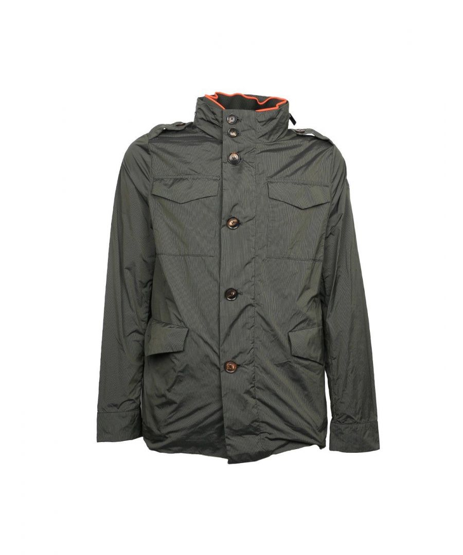 Image for RRD MEN'S 2001921 GREEN POLYESTER OUTERWEAR JACKET