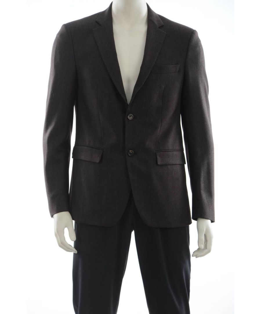 Image for Dolce & Gabbana Men 2 Buttons Suitjacket