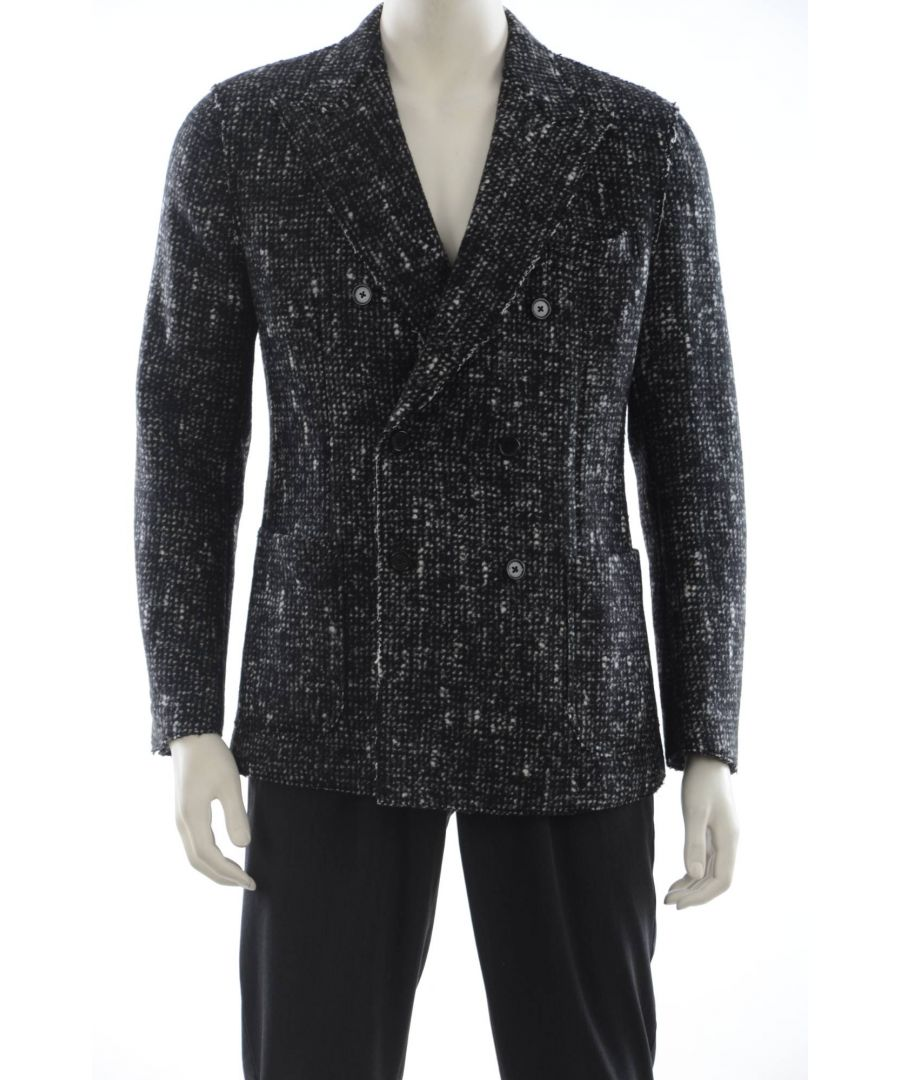 Image for Dolce & Gabbana Double Breasted Jacket