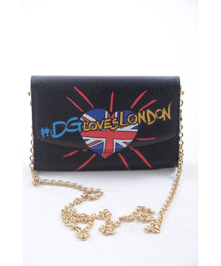 Image for Dolce & Gabbana Women DGLovesLondon Wallet Bag