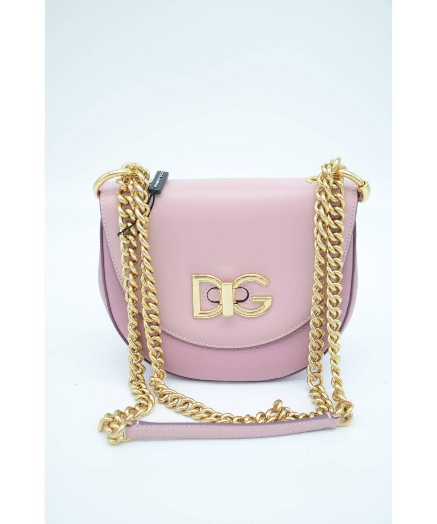 Image for Dolce & Gabbana Women Leather Shoulder Bag