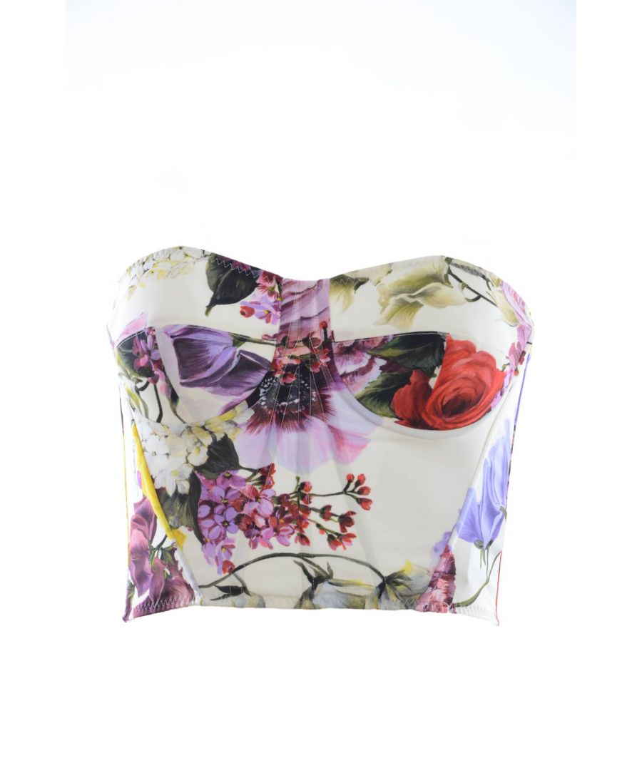 Image for Dolce & Gabbana Women Floral Top