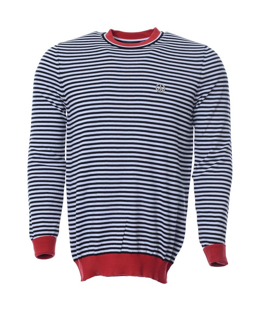 Image for Love Moschino Mens Sweater in Multicoloured