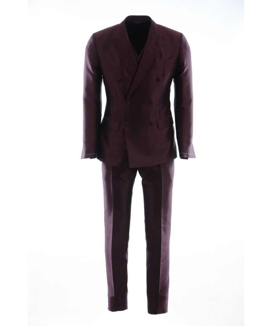 Image for Double-breasted Suit
