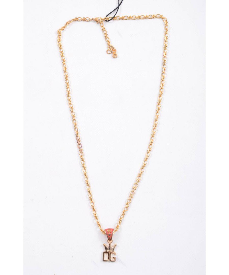 Image for Dolce & Gabbana Men DG Necklace