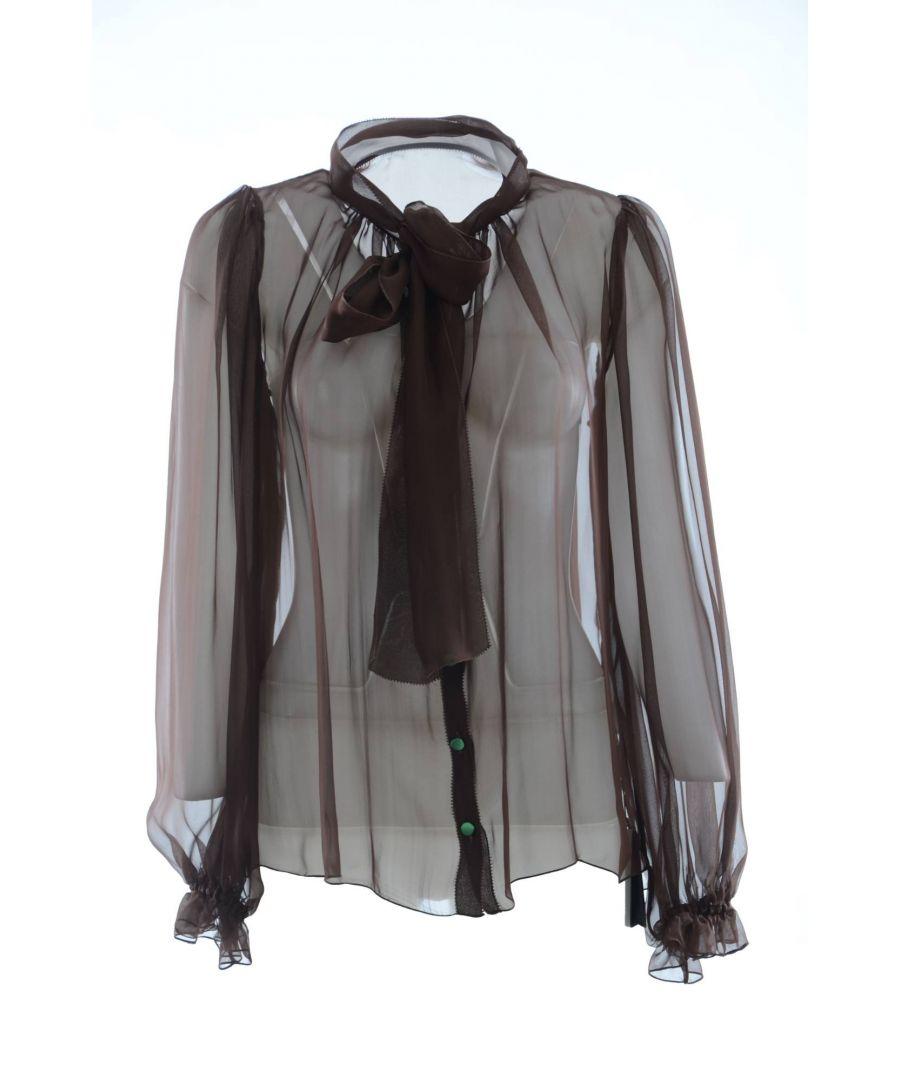Image for Dolce & Gabbana Women Long sleeve shirt