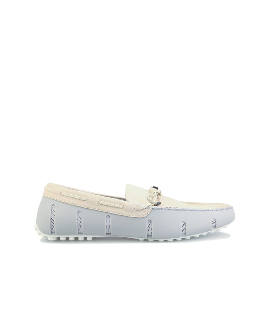 Image for Men's Swims Braided Lace Loafer in Beige