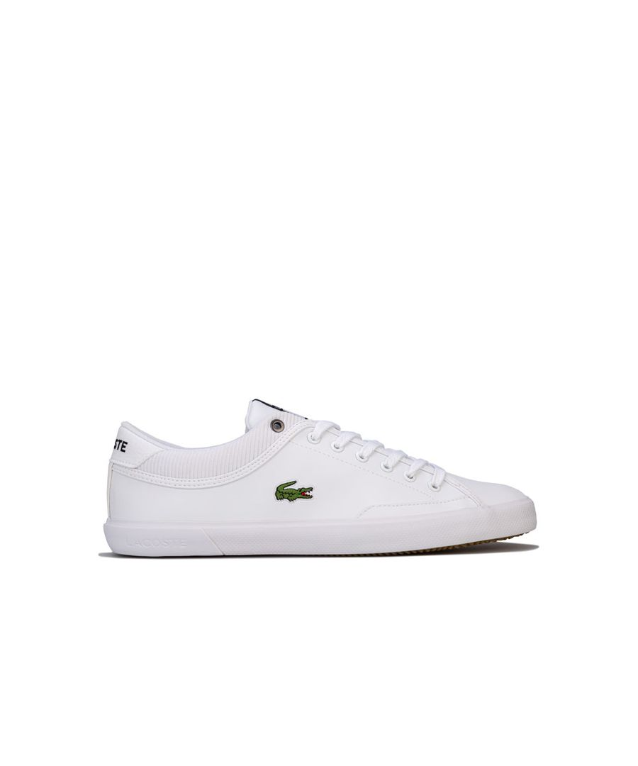 Image for Men's Lacoste Angha 418 Trainers in White